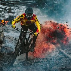 Theses jerseys could handle the heat http://montereymountainbike.com/20-hot-mountain-bike-jerseys/