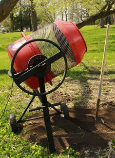 Soil Sifter II | Pickill - Pick or Kill DR Product Ideas | DR Power Equipment