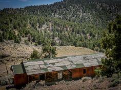 Mohawk Mine, NV