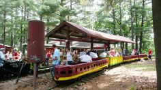 Chippewa Valley Railroad Association - Mini Train rides every Sunday and holiday in the summer; 12-5 pm. $2-kids, $3 adults