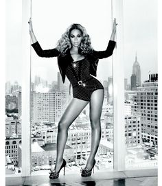 Beyonce for Bazaar Nov 2011