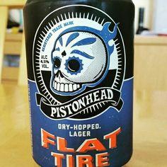Pistonhead Flat Tire by Brutal Brewing #untappd