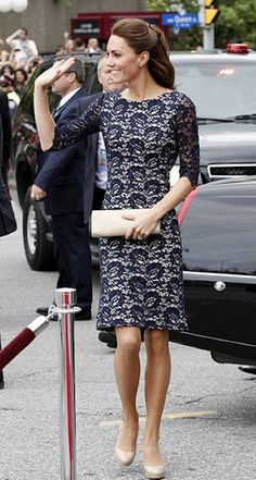 this dress deserves two pins. love her in erdem.