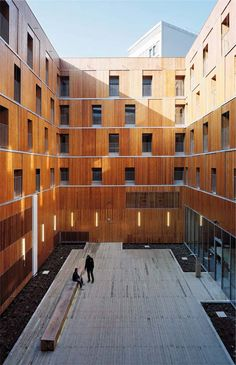 Renovation project Rue de Bercy, Paris | France #architect: Audren et Schumberger, Paris | France Fabricator/Installer: Delta Sud Year of Construction: 2013