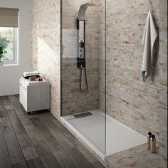 Receveur de douche à l'italienne, extra-plat, bac à douche ultra plat   Aquarine