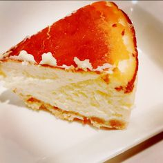 ちょー濃厚ベイクドチーズケーキ