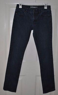 New York & Company Women's Low Rise Skinny Leg Jeans Size 2 #NewYorkCompany #SlimSkinny
