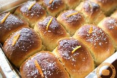 Cuiburi pufoase cu portocale si cocos Romanian Food, Romanian Recipes, Pastry And Bakery, Sweet Bread, Pretzel Bites, Hot Dog Buns, Biscuit, Rolls, Food And Drink