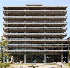 Kenzo Tange  Kagawa Prefectural Government Hall