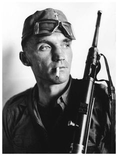 French Resistance fighter.
