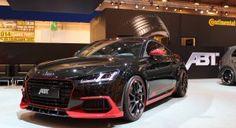 New Audi TT Earns Its First ABT Tuning Stripes | Carscoops Audi Tt, Nissan Patrol, Nissan Gt, 2007 Porsche 911, Electric Crossover, Alfa Romeo Cars, Bmw Series, Bmw M4, Transportation Design
