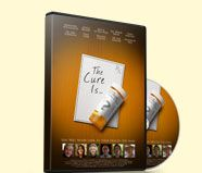 The Cure Is… Film + 3 Life-Changing Visual Affirmative Thought Journeys  #thecureis