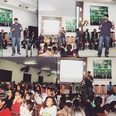 Ensinando #apologética na Assembleia de #Deus Setor XXXV - Desafios Atuais para a #Fé Cristã Natal - RN #Brasil.  Teaching #apologetics at the Setor XXXV Assembly of #God - Current challenges for the Christian #Faith #Natal - RN #Brazil.