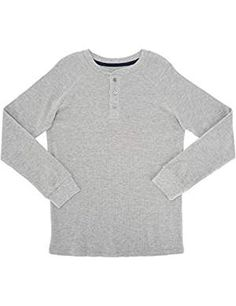 French Toast Uniform Thermal T Shirt. ** Want to know more, click on the image. (This is an affiliate link) #PolosShirts