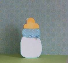 FREE SVG BABY BOTTLE CARD Paper Creativity: SVG Files