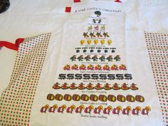 Wine lovers Christmas apron 12 days of by KaTerryTheSewSisters