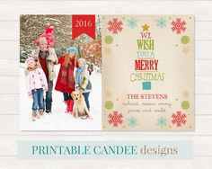 Printable Christmas card with photos Merry Holiday Holiday #printablechristmascards #printablechristmasgifttags #printablechristmastags #christmasprintables  #printableschristmas  #christmasinvitation  #christmasinvite #christmas  #christmasplanner  #christmasparty   #christmaspartyideas  #ChristmasPrintable  #holidayparty