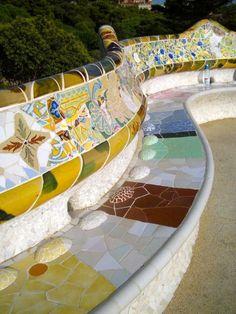 Park Güell by Gaudi