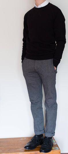 c58c2143394 Building a Basic Wardrobe v6.0   malefashionadvice Wool Pants