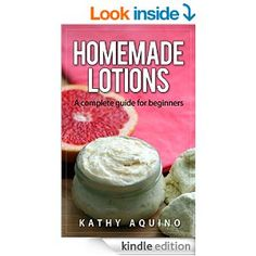 Home made lotions