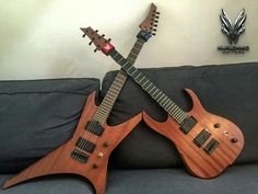Mathieu Colnat Hufschmid Guitars!