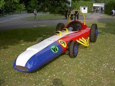 Wacky Races - No.9 turbo terriffic チキチキマシン猛レース/ ハンサムV9