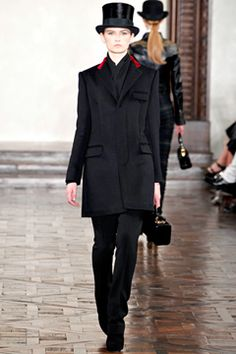 Ralph Lauren Fall 2012 Ready-to-Wear Collection