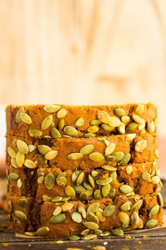 Grab a bag of our flour and try this Best Vegan Pumpkin Bread! Fall is calling our name! Starbucks Pumpkin Bread, Vegan Pumpkin Bread, Pumpkin Scones, Canned Pumpkin, Pumpkin Spice Latte, Pumpkin Puree, Pumpkin Recipes, Fall Recipes, Whole Food Recipes