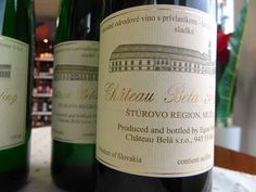 Nový ročník - Rizlingy z vinárstva Chateau Belá od známeho vinára Miroslava Petrecha u nás už v predaji - www.vinopredaj.sk  #chateau #bela #chateaubela #rizling #riesling #slovensko #slovakia #slovak #muzla #strekov #novyrocnik #vyberzhrozna #miroslavpetrech #petrech #pijemevino #vinomilci #winelovers #inmedio #vinoteka #wineshop #delishop #delikatesy #vino #wine #wein #víno #predajvina #bratislava