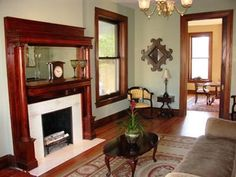 House Tour: 1908 Mansion in Compton Heights - Hooked on Houses