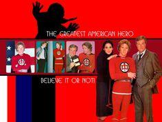 The Greatest American Hero - http://en.wikipedia.org/wiki/The_Greatest_American_Hero