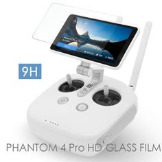 PGYTECH dji phantom 4 pro Accessories 5.5 inch RC HD Screen Premium Tempered Glass Film Mobile Phone drone quadcopter parts