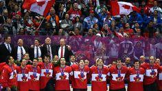 Canada Defeats Sweden to Win Gold in Men's Hockey