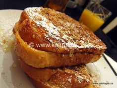 Baklava French Toast More