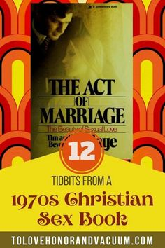 When we understand the culture that books are written into, we can understand those books better. #intimacyinhistory #history #weirdfacts #70s #healthybiblicalteachings #healthyintimacy #evangelicalculture #churchculture #healthychristianteachings #poorchristianteachings #deeperissues #tolovehonorandvacuum Sexless Marriage, Intimacy In Marriage, Biblical Marriage, Good Marriage, Marriage Advice, Christian Wife, Christian Marriage, Low Libido In Men, Love You Husband
