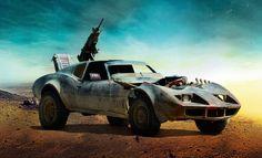 マッドマックス:フューリー·ロード車ギャラリー!
