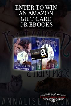 #Win up to $35 in Amazon Gift Cards or eBooks from Author Annalise Nixon http://www.ilovevampirenovels.com/giveaways/win-35-amazon-gift-cards-author-annalise-nixon/?lucky=237149 via @LVVampireNovels