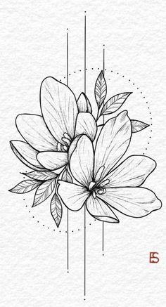 Light Bulb Flowers Drawing Surreal Hybrid Illustration – Peggy Dean – Salvatore… – Brenda O. - diy tattoo images - Light Bulb Flowers Drawing Surreal Hybrid Illustration Peggy Dean Salvatore Brenda O. Flower Sketches, Art Drawings Sketches, Tattoo Sketches, Easy Drawings, Drawing Flowers, Flower Design Drawing, How To Draw Flowers, Cute Flower Drawing, Drawing Designs
