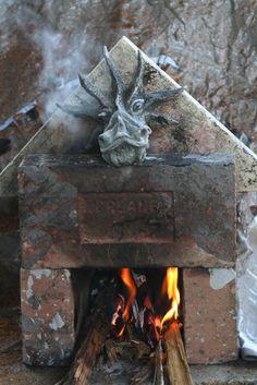 """Construction d'un """"four torchis"""" - Formation céramique, stages poterie, raku"""