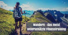 Wandern boomt - kein Wunder ist es zum einen ein perfektes Fitnesstraining und zum anderen besonders in hektischen Zeiten ein Erlebnis für die Seele.
