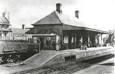 Railway Station - Campbelltown | Flickr - Photo Sharing!