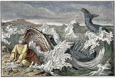 Jonah and the Whale is an ancient SUN myth