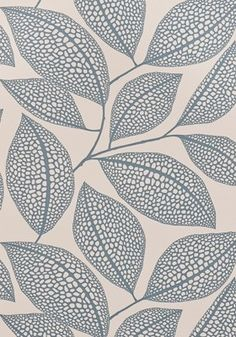 Leaf Pattern by Kim McMichael