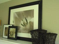 Shelf decor....