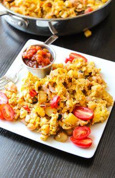 Country Breakfast Egg Skillet.