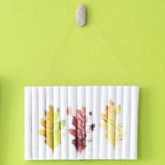 Fresh Fall Art - could use pallets or repurposed wood pieces then cover with Mod-Podge