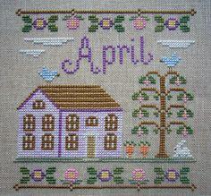 April's Cottage - finished