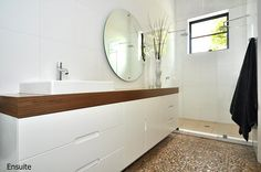 Bathroom design ideas | Spaced | Interior design ideas, photos and pictures for Australian homes. http://www.spaced.com.au/bathroom-design-ideas/