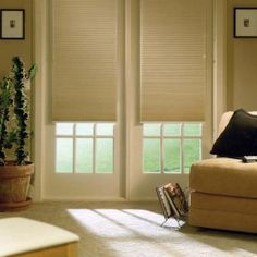 french doors 300x300 Voila! Window Treatments for French Doors ...