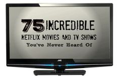 The 75 Best Netflix Movies and TV Shows You've Never Heard Of Looking for something good on Netflix? Here's an awesome list with 75 of the top Netflix movies and TV shows you've never heard of! Netflix Options, Netflix Suggestions, Tv Series To Watch, Series Movies, Movies To Watch, Netflix And Chill, Shows On Netflix, Netflix Help, Movies Showing